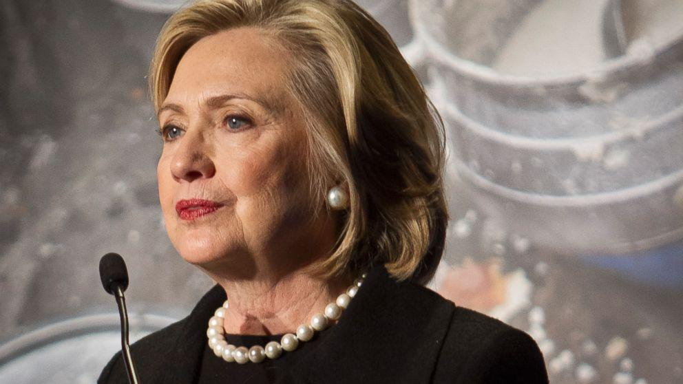 Hillary Clinton Responds to Email Controversy
