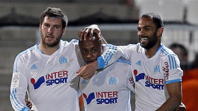Ligue 1 - Ayew confirms Napoli offer