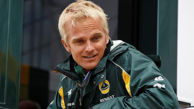 Formula 1 - Blocked duct caused Kovalainen issue