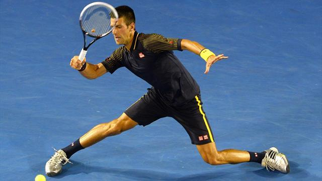 Australian Open - Djoker plays the Australia card as he prepares for Murray