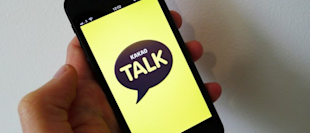 South Korea's Messaging App Kakao Talk Has Passed 100 Million Registered Users image kakao talk