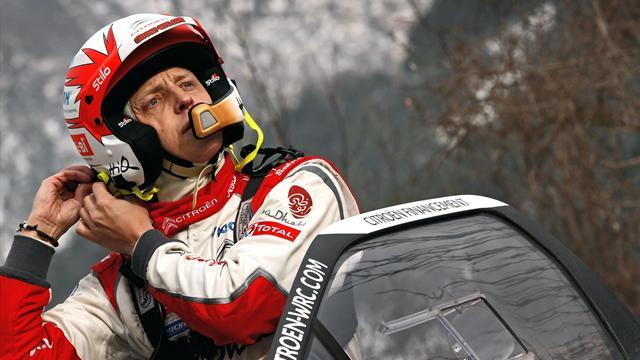 Mexico Rally - Hirvonen certain Mexico will be better