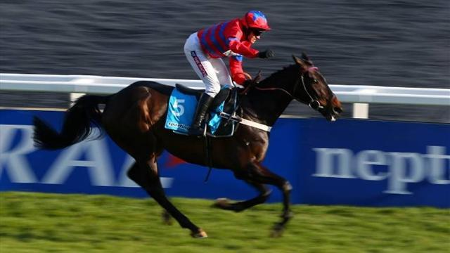 Horse Racing - Sprinter Sacre celebrates Ladies Day with ninth straight win