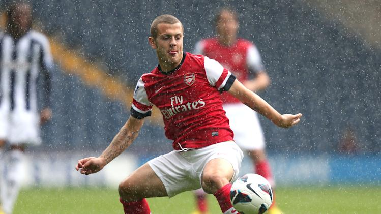 Arsenal's Jack Wilshere has been absent for 15 months through injury