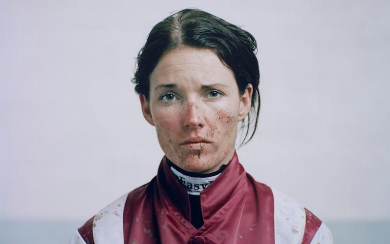 凯蒂沃尔什是最接近胜利的女性,在2012年夺得Seabass第三名 - 女单