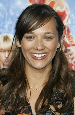 Rashida Jones at the Los Angeles premiere of DreamWorks Pictures' Blades of Glory