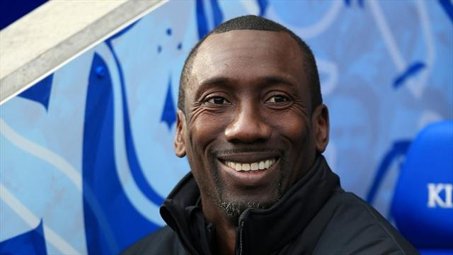 European Football - Hasselbaink leaves Forest to take charge at Antwerp