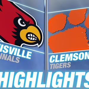 Louisville vs Clemson - May 2 | 2015 ACC Baseball Highlights