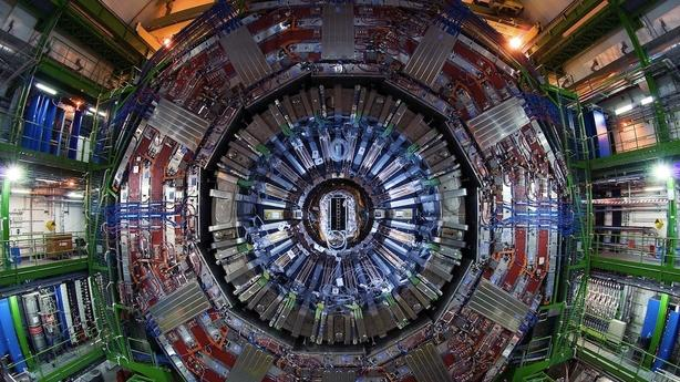 New Particle Discovered with 'Higgs Boson' Machine