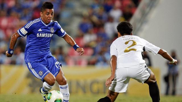 Premier League - Inter set to return Wallace to Chelsea