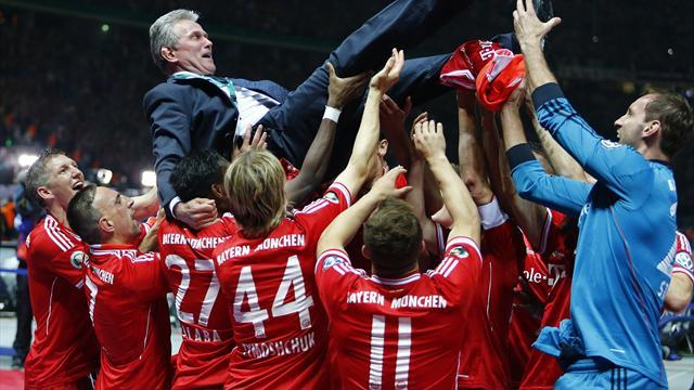 European Football - Heynckes beats Fergie for FIFA coach of the year award