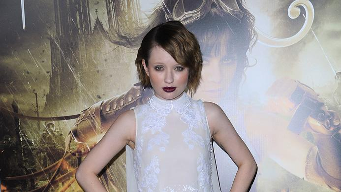 Sucker Punch LA Premiere 2011 Emily Browning