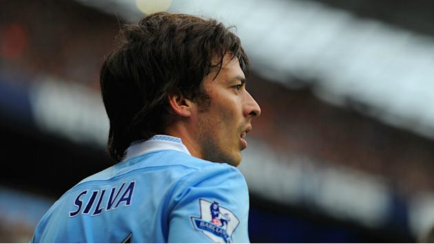 David Silva se pierde el duelo ante el Real Madrid