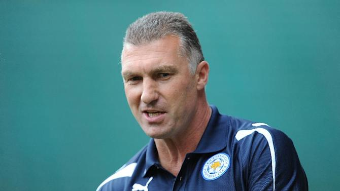 Nigel Pearson is delighted with Leicester's home form