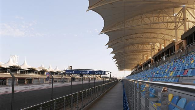 Formula 1 - Bahrain eyes return to season-opening slot