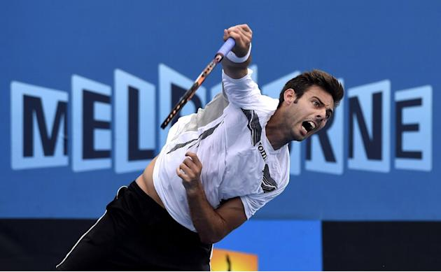 Granollers beats Matosevic in 1st round of Barcelona Open