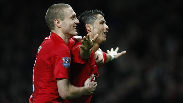 Champions League - Vidic: Ronaldo return wouldn't be a surprise