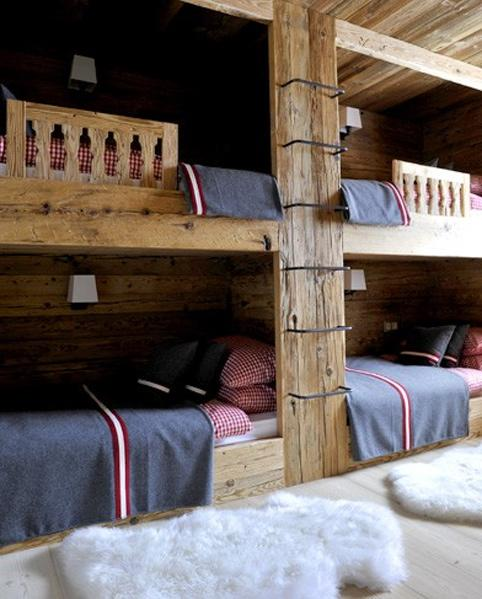 Rustic Bunks