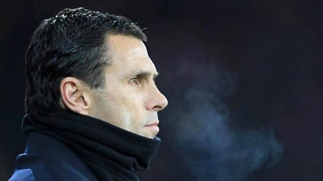 Gus Poyet's side missed out on getting out of the bottom three against Aston Villa