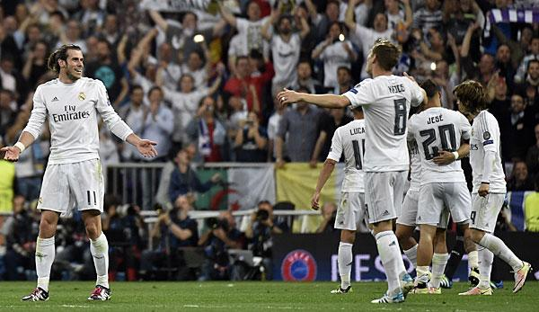 Champions League: Real nach City: Mailand oder Madrid, Hauptsache Spanien