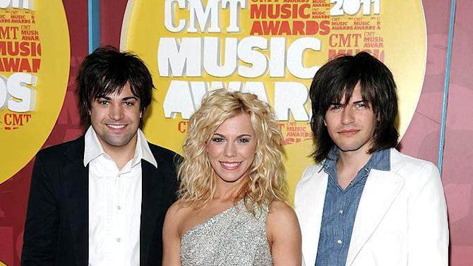 The Band Perry CMT Awards