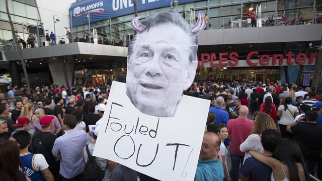 Basketball - NBA panel agrees to act swiftly on attempted ouster of Clippers owner