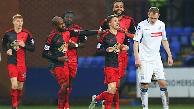 FA Cup - Swansea smash six past Tranmere Rovers