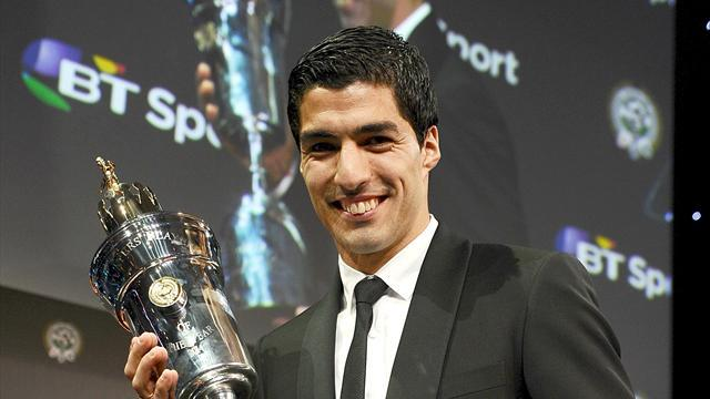 Premier League - Rodgers: 'Magical' Suarez now showing intelligence