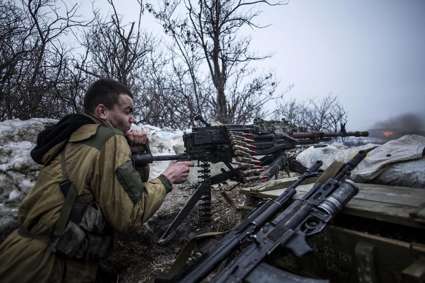 Gorbachev warns of risk of armed conflict in new Cold War