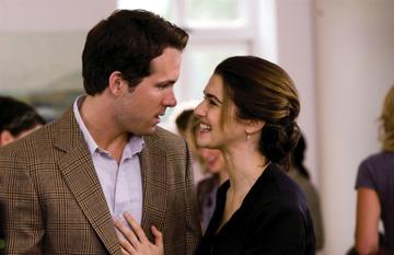 Ryan Reynolds and Rachel Weisz in Universal Pictures' Definitely, Maybe