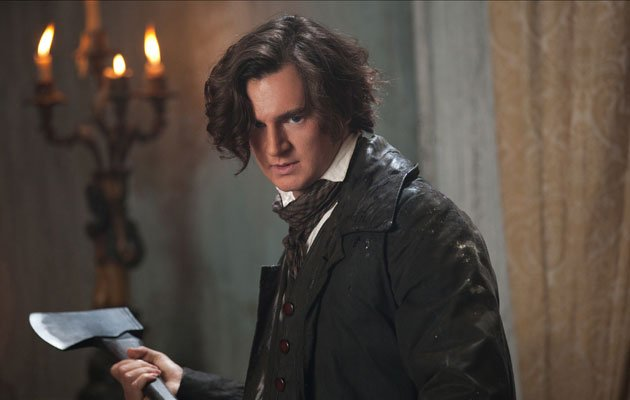 Benjamin Walker stars in the title role of upcoming film Abraham Lincoln: Vampire Hunter. (Photo courtesy of 20th Century Fox)