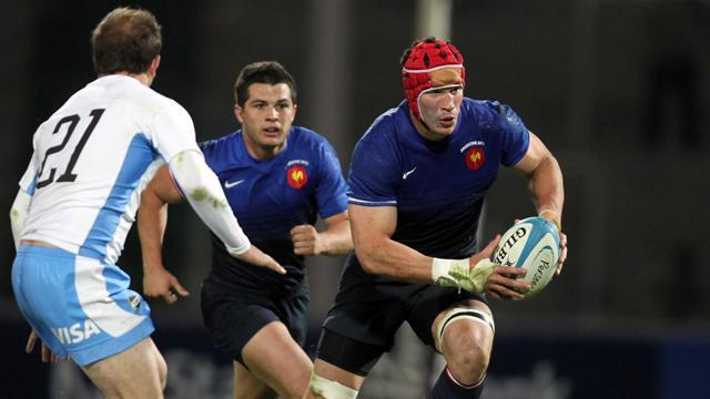 Six Nations - Lauret out of France Six Nations squad, Gunther in
