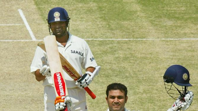 First Test : Pakistan v India