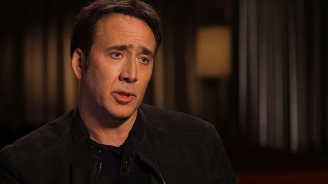 The fearless Nicolas Cage