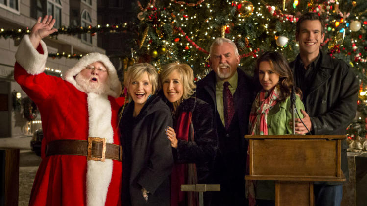 """Matchmaker Santa"" on Hallmark  Tuesday, 11/20 at 8am"