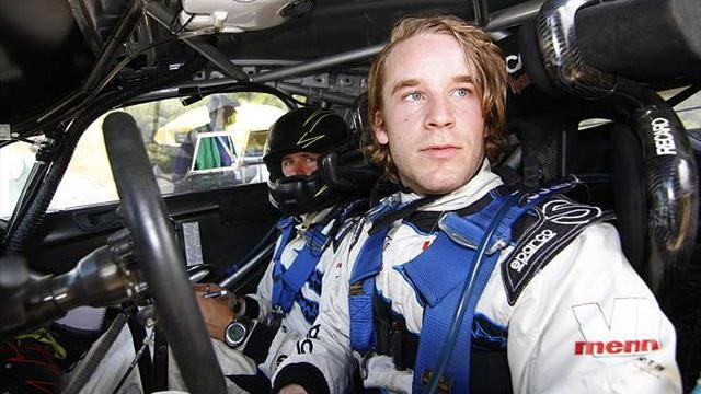 WRC - Ostberg: Sunday will decide 2014 deals
