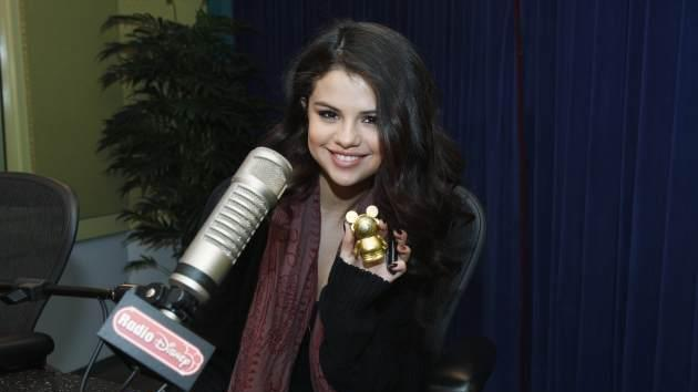 Selena Gomez visits Radio Disney for a 'Take Over' segment in Burbank, Calif., on April 5, 2013. Her segment airs April 8 on Radio Disney.  -- Radio Disney