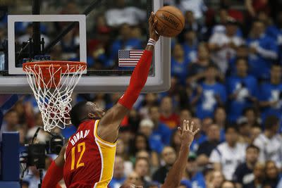 Rockets vs. Mavericks Game 4, NBA playoffs 2015: Time, TV schedule and live stream