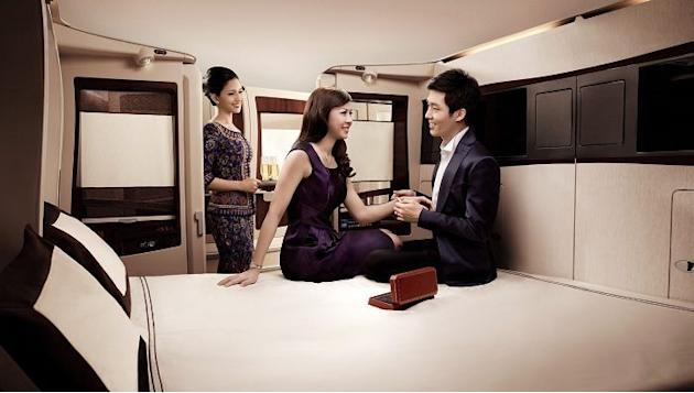 World 39 S Most Luxurious First Class Cabins Yahoo Finance