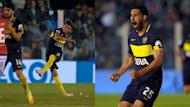 Juan Insaurralde and Jonathan Silva are facing sanctions from Boca Juniors president Daniel Angelici after being caught fighting on camera.