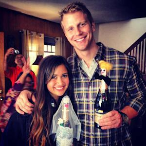 'Bachelor' Alums Sean Lowe and Catherine Giudici Tweet Honeymoon Updates