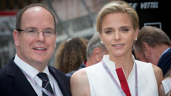 Prince Albert and Princess Charlene of Monaco Expecting a Baby