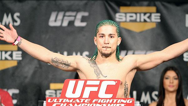 Flyweight Bout Pitting Louis Gaudinot vs. Phil Harris Added to UFC London Line-Up