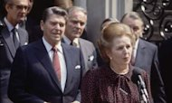 Reagan's Last-Ditch Falklands Plea Revealed