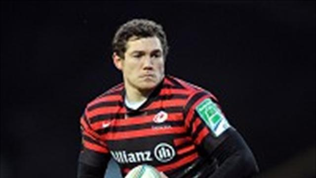Rugby - England hopeful feeling Goode