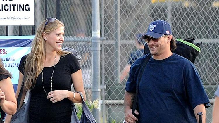 Prince Federline Baseball Game