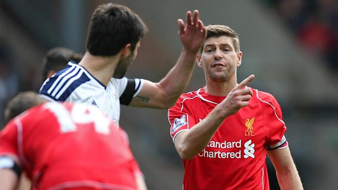 Premier League - Liverpool's Champions League hopes slip after draw at West Brom