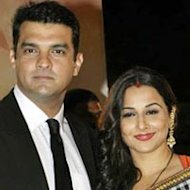 Vidya Balan Finds Husband Siddharth Roy Kapur Self Assured And Non-judgemental