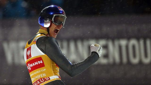Ski Jumping - Schlierenzauer ruled out of Sapporo