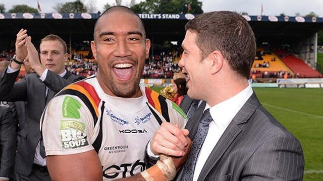 Manuokafoa back with the Bradford Bulls